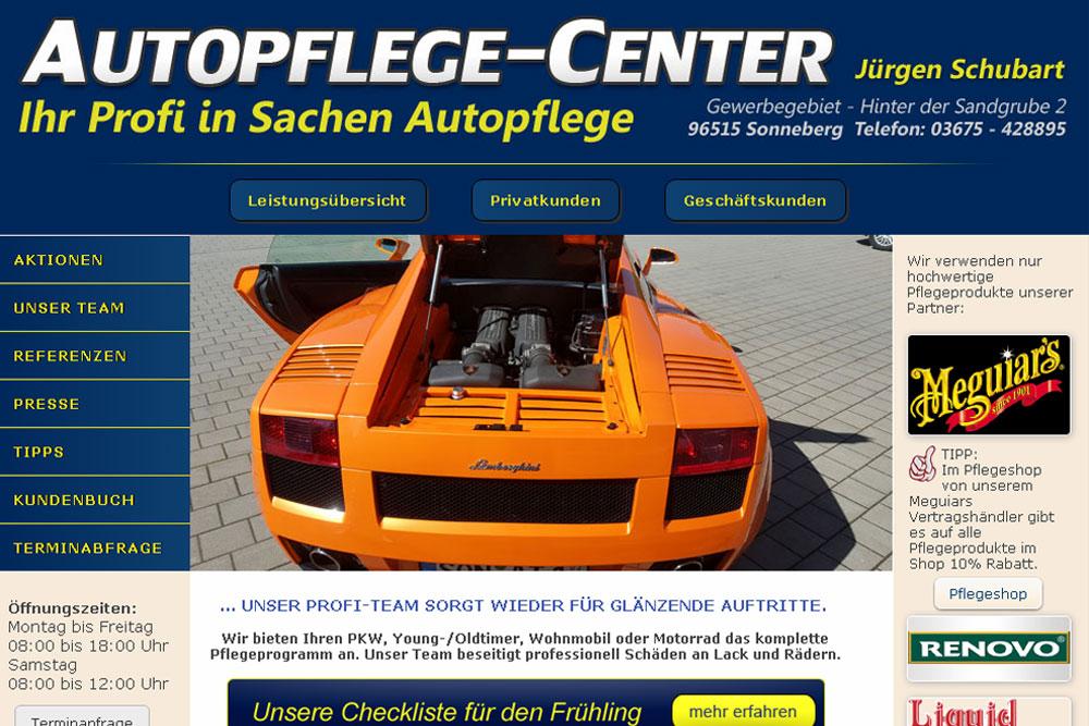 AutopflegeCenter Sonneberg