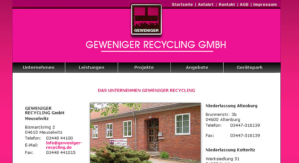 Geweniger Recycling